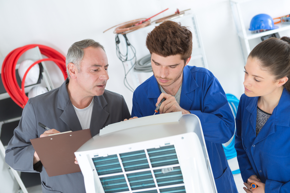 Professional HVAC Contractor